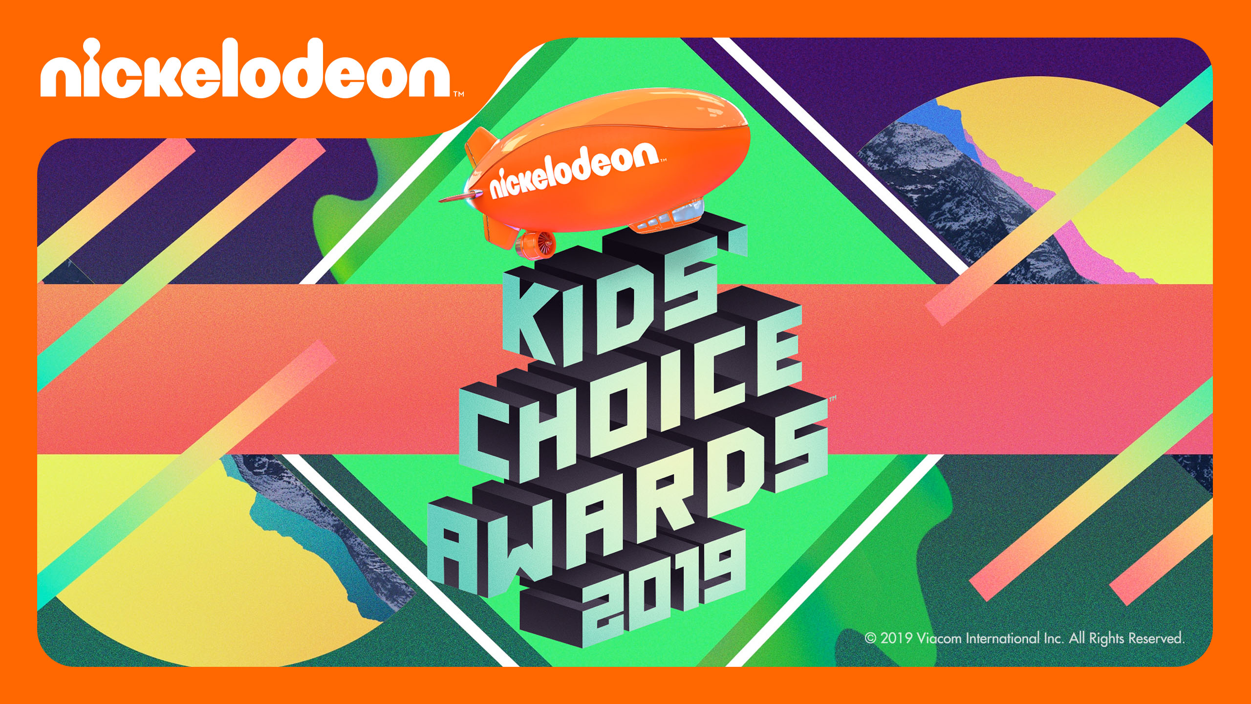 NICKELODEON INTERNATIONAL ANNOUNCES KIDS' CHOICE AWARDS 2019 GLOBAL