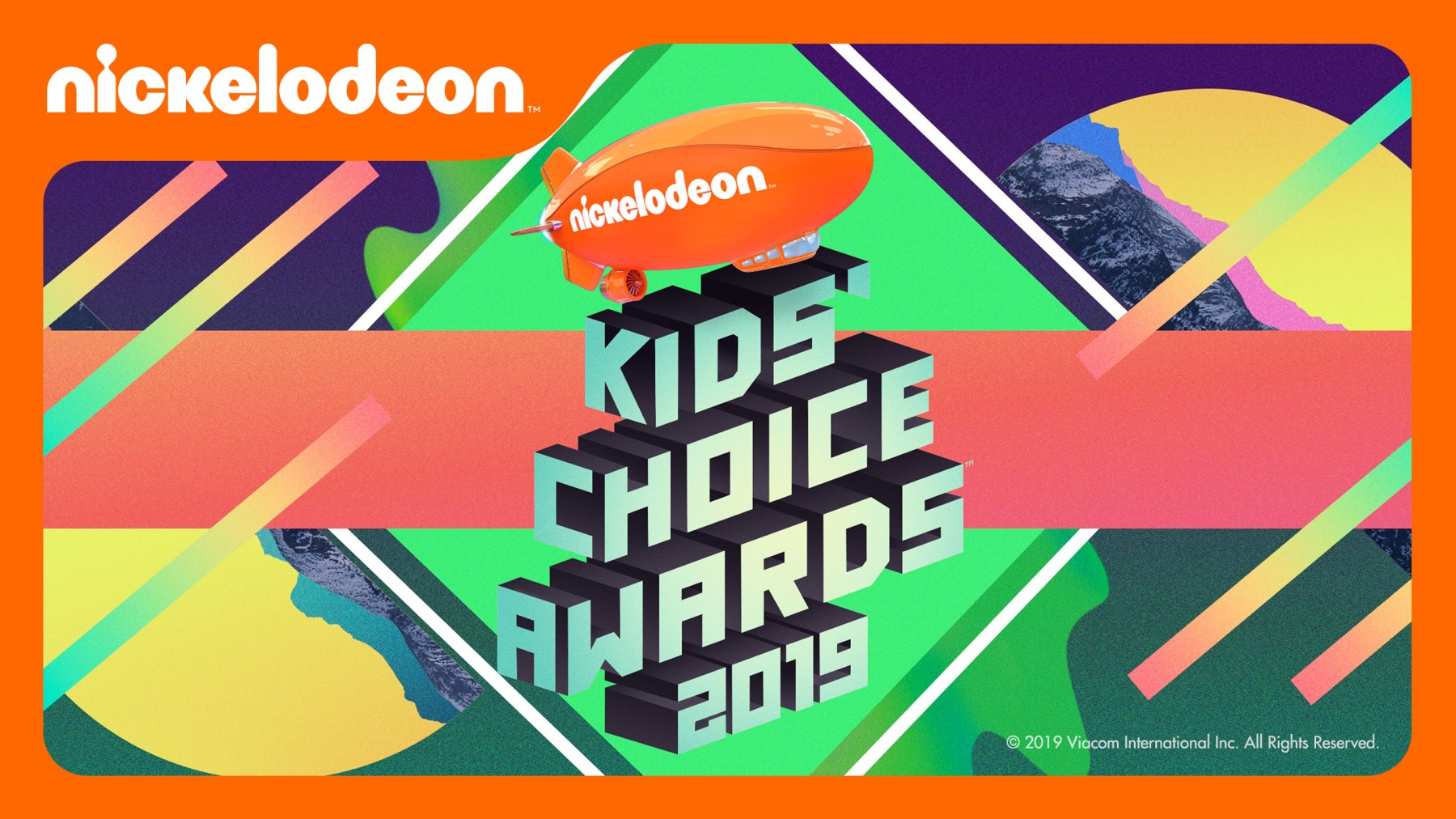 Nick Kids' Choice Awards 2019